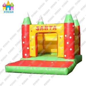 Ce Santa Jumping Castle for Party pictures & photos