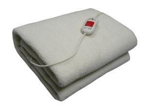 Factory Supply Electric Under-Blanket with Artificial Wool Heating Blanket pictures & photos