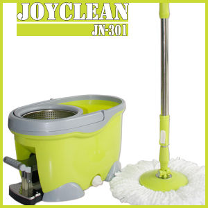 Joyclean Spinning Magic Mop Cleaner for Whosale (JN-301) pictures & photos