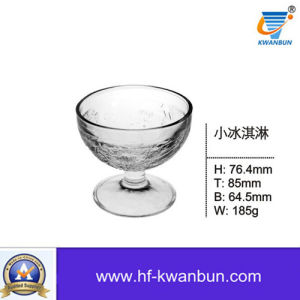 Ice Cream Glass Bowl Glass Tumbler Bowl Kitchenware Kb-Hn0631 pictures & photos