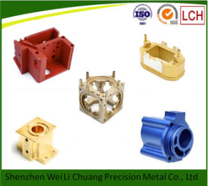 Non Standard High Precision CNC Complex Machining Parts