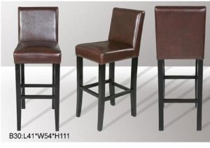 Hot Sale Solid Wood for High Bar Stools pictures & photos