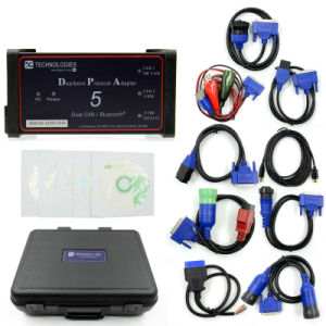 Newest Dpa5 Dearborn Protocol Adapter 5 Heavy Duty Truck Scanner New Released Cnh Dpa 5 Without Bluetooth Works for Multi-Brands pictures & photos