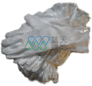 Microfiber Cleaning Gloves (LTLD403) pictures & photos