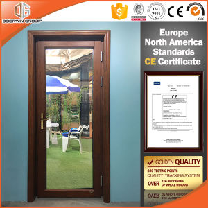 Chinese Top Quality Wood Aluminum Door and Window pictures & photos