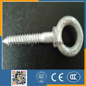 Us Forged Wooden Screw Eye Bolt pictures & photos