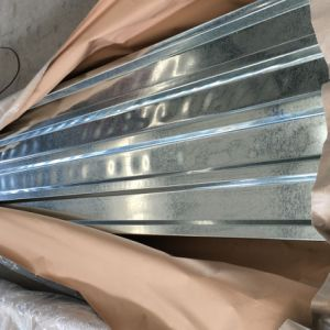 Hot Dipped Galvanized Steel Sheet (0.12mm-6.0mm) pictures & photos