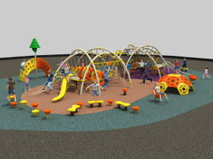 New Style Hot-Sale Children Playground Equipment pictures & photos