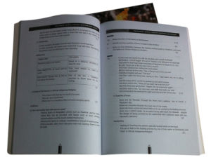 High Quality Black and White Colour Education Book (YY-E0004) pictures & photos