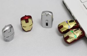 Iron Man Face USB Disk USB Flash Drive pictures & photos