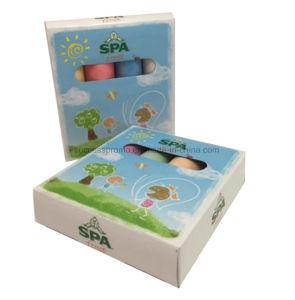 Promotion Color Chalk Set in Color Box pictures & photos
