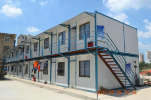 Prefabricated Labour House of Worker Dormitory for Construction Site pictures & photos