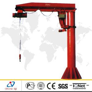 International Standard 2015 Bz Customized Pillar Mounted Floor Jib Crane