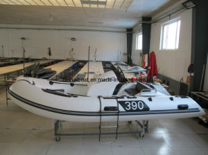 "13ft 1"" 4m Rigid Inflatable Boat (RIB390C)"