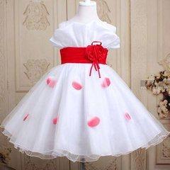 The Fashion Style Beautiful Soft Children Dress