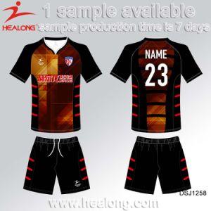 Sublimation Club Team Uniform Soccer Set pictures & photos
