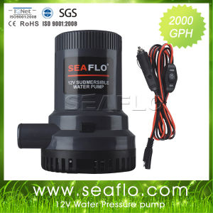 Irrigation High Pressure Water Pumps Seaflo 2000gph for Home & Garden pictures & photos