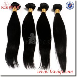 6A Grade Human Hair Extensoin Peruvian Human Hair pictures & photos