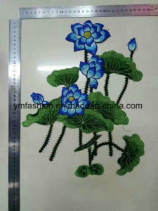 Hot Sell Fashion Garment Accessories Embroidery Flower Ym-39 pictures & photos