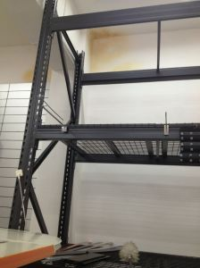Yd-001b Heavy Duty Warehouse Wire Shelf pictures & photos