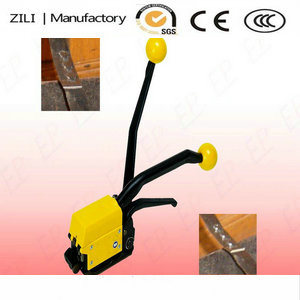 Hand Tools A333 Manual Buckle-Free Steel Strapping Tool pictures & photos