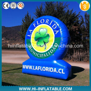 Hot-Sale Event Advertisement Inflatable Logo Replica pictures & photos