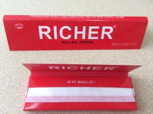 OEM Cigarette Rolling Papers Factory pictures & photos