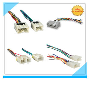 China Factory Auto Car Electric Wiring Harness for Audio pictures & photos