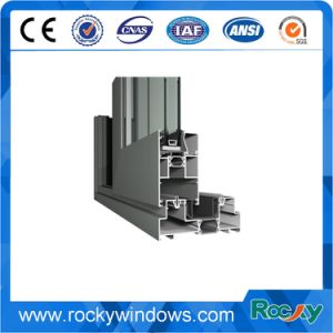 Supply Various Aluminum Extrusion Profile for Sliding Window pictures & photos