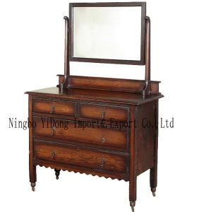 Dressing Table with Wheels (C-068)