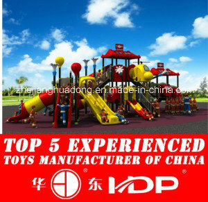 Huadong Outdoor Playground Fire Control Series (HD15A-063A) pictures & photos