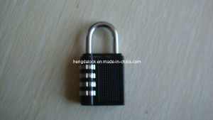 Zinc Alloy Die Casting Combination Padlock (YH23) pictures & photos