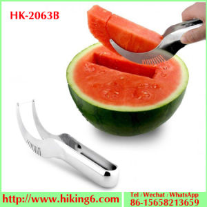 Watermelon Slicer and Core Serve, Fruit Cutter Slicer pictures & photos