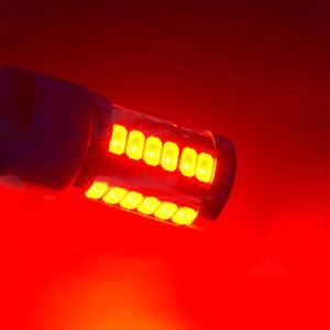 1156 Ba15s 5050-33SMD LED Auto Light pictures & photos