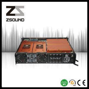 Zsound D2000q 4CH Professional Audio Digital Power AMP Management System pictures & photos