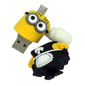 Android Phone Despicable Me Minions OTG USB Flash Drive pictures & photos