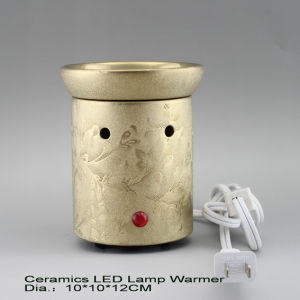 15CE23973 Gold Plated Electric LED Light Warmer pictures & photos