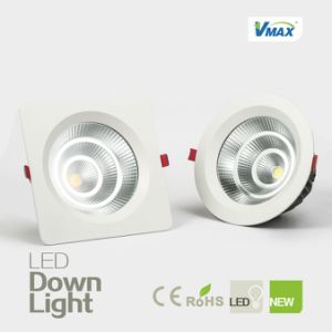 IP44 Lamp 3000k/4000k/6500k Color Temperature AC220V-240V CE&RoHS Indoor Recessed Downlight 50W pictures & photos