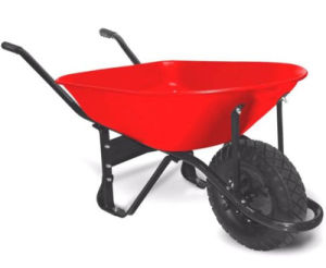 South American Strong Wheel Barrow (WB7406) pictures & photos
