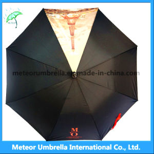 Strongest Classic Printed Automatic Golf Umbrellas for Sale