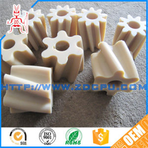 White Plastic Nylon Spur Tooth Sprockets Gear pictures & photos