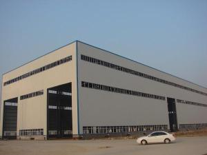 Economic Large Span Light Steel Structure Building pictures & photos