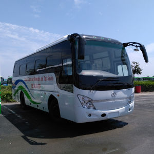 8.5m Tourist Bus with 39 Seats pictures & photos