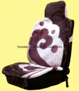 Fur Car Seat Cushion (fur car seat cushion-4)