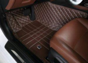 Bamboo Charcoal Skin Car Mat Car Foot Mat pictures & photos