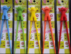 Small MOQ Boys and Girls Children Chopsticks