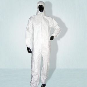 Disposable Protective Clothing Work Wear with High Quality pictures & photos