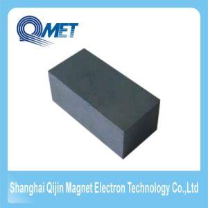 Strong Permanent Ferrite Material Block Magnet