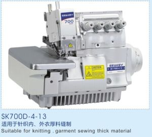 Sk700d-4-13 Overlock Sewing Machine