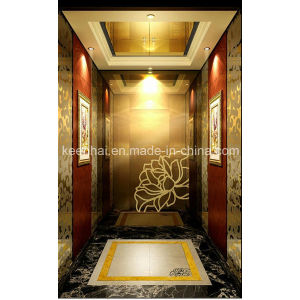Etched Design Decorative Stainless Steel Elevator Cabin Decoration pictures & photos